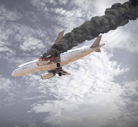 accidents d'avion